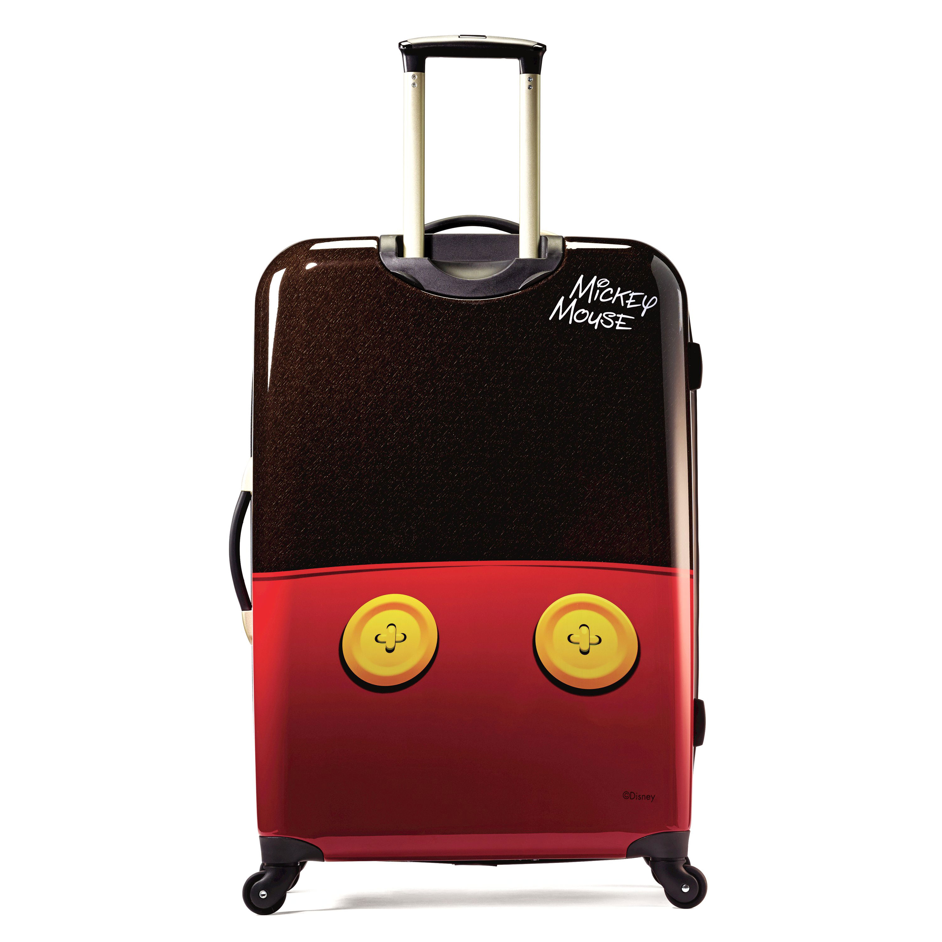 American-Tourister-Disney-Mickey-Mouse-Hardside-Spinner-Luggage thumbnail 7
