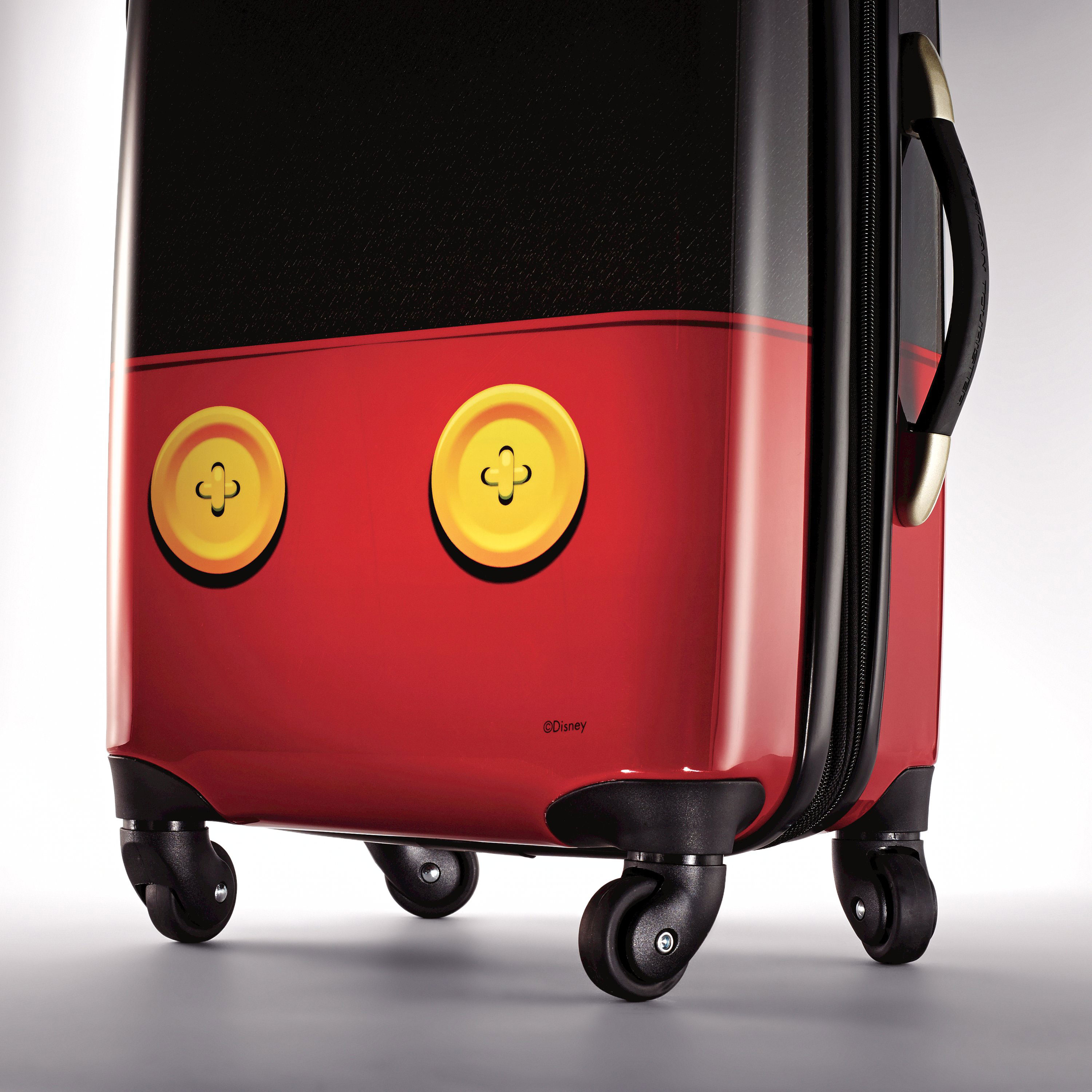 American-Tourister-Disney-Mickey-Mouse-Hardside-Spinner-Luggage thumbnail 10