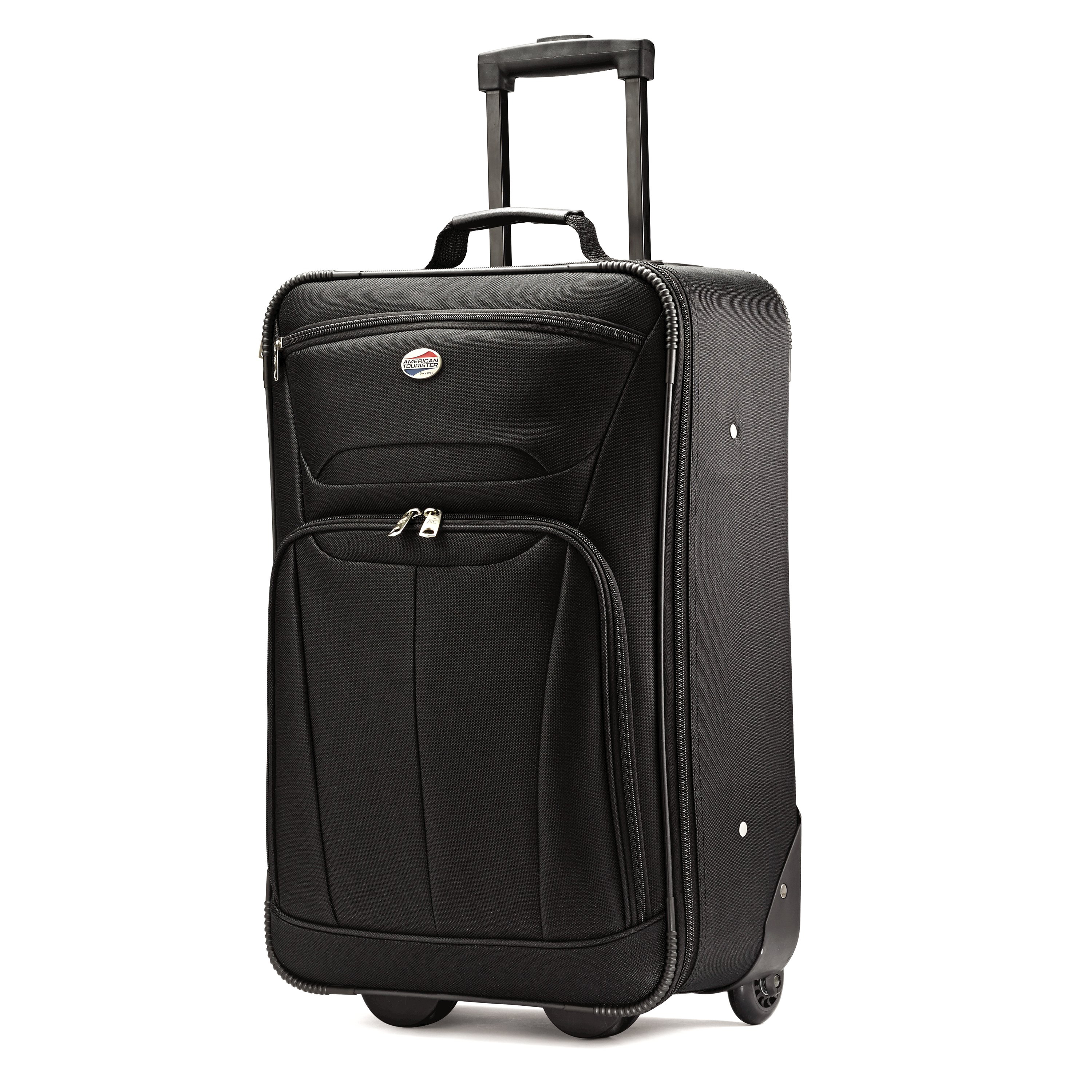 american tourister fieldbrook ii 2 piece set luggage ebay. Black Bedroom Furniture Sets. Home Design Ideas