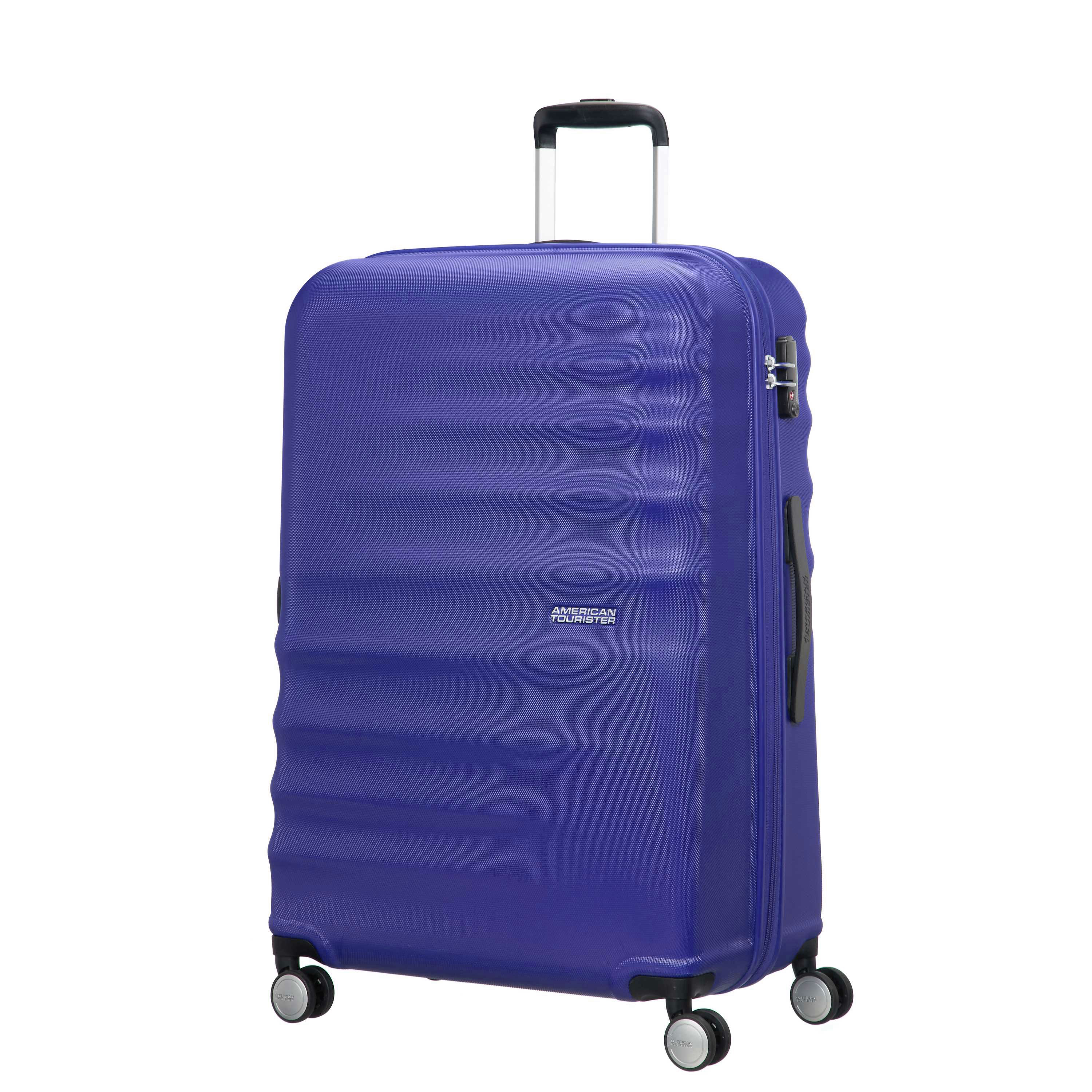 American Tourister Wavebreaker Spinner – Luggage | MartLocal American Tourister