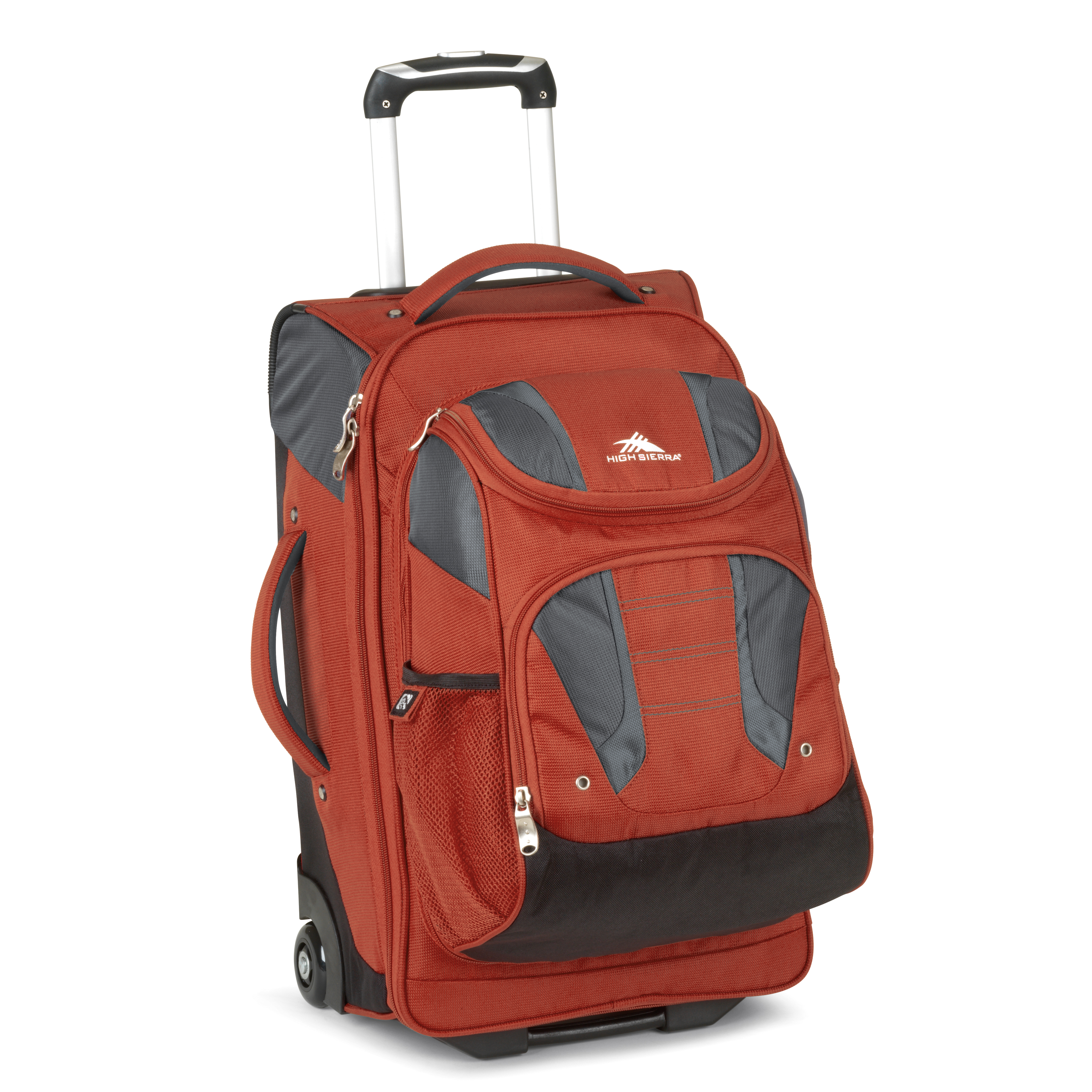 High Sierra Prime Access Carry On Wheeled Backpack | eBay