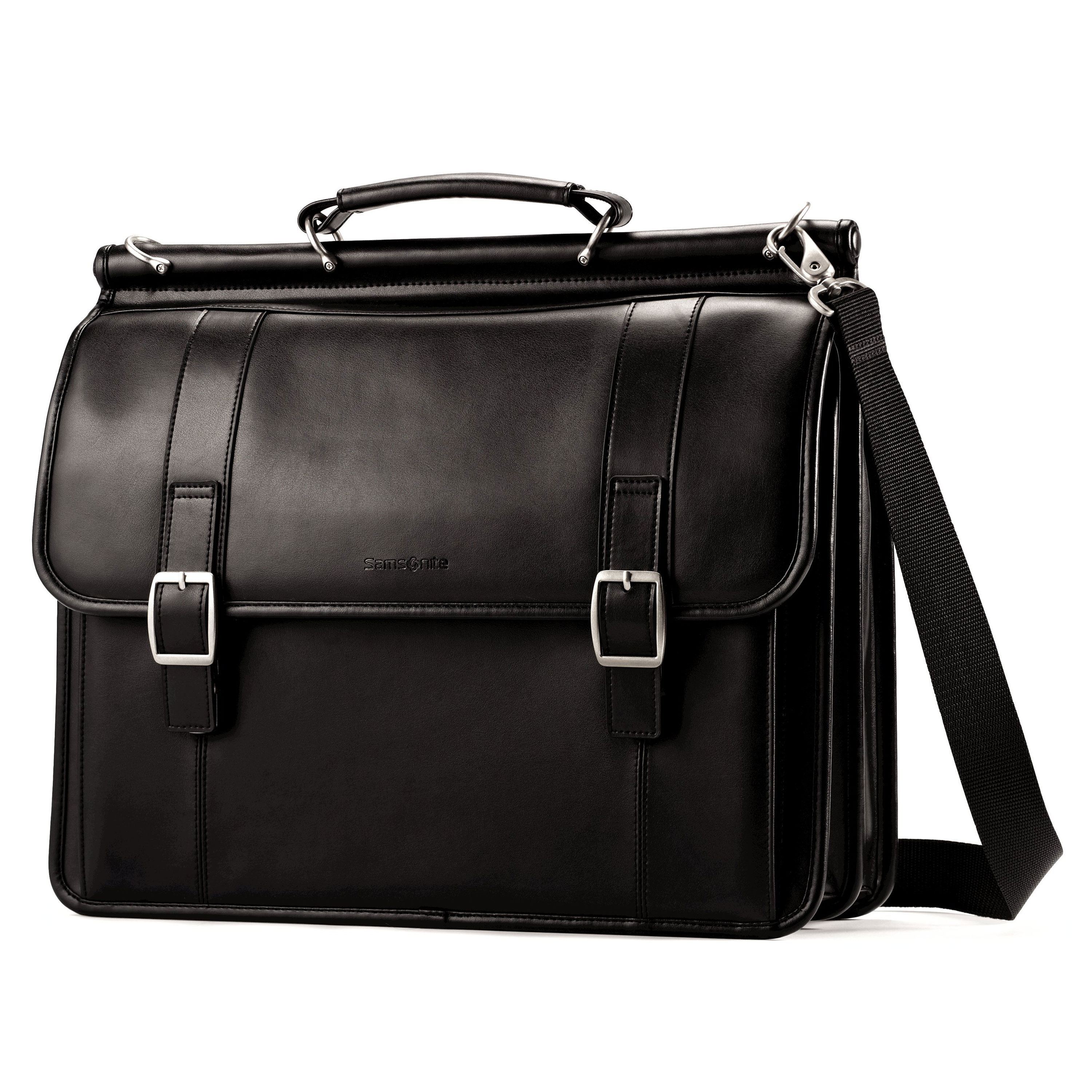 Samsonite 53228-1041 Leather Business Case