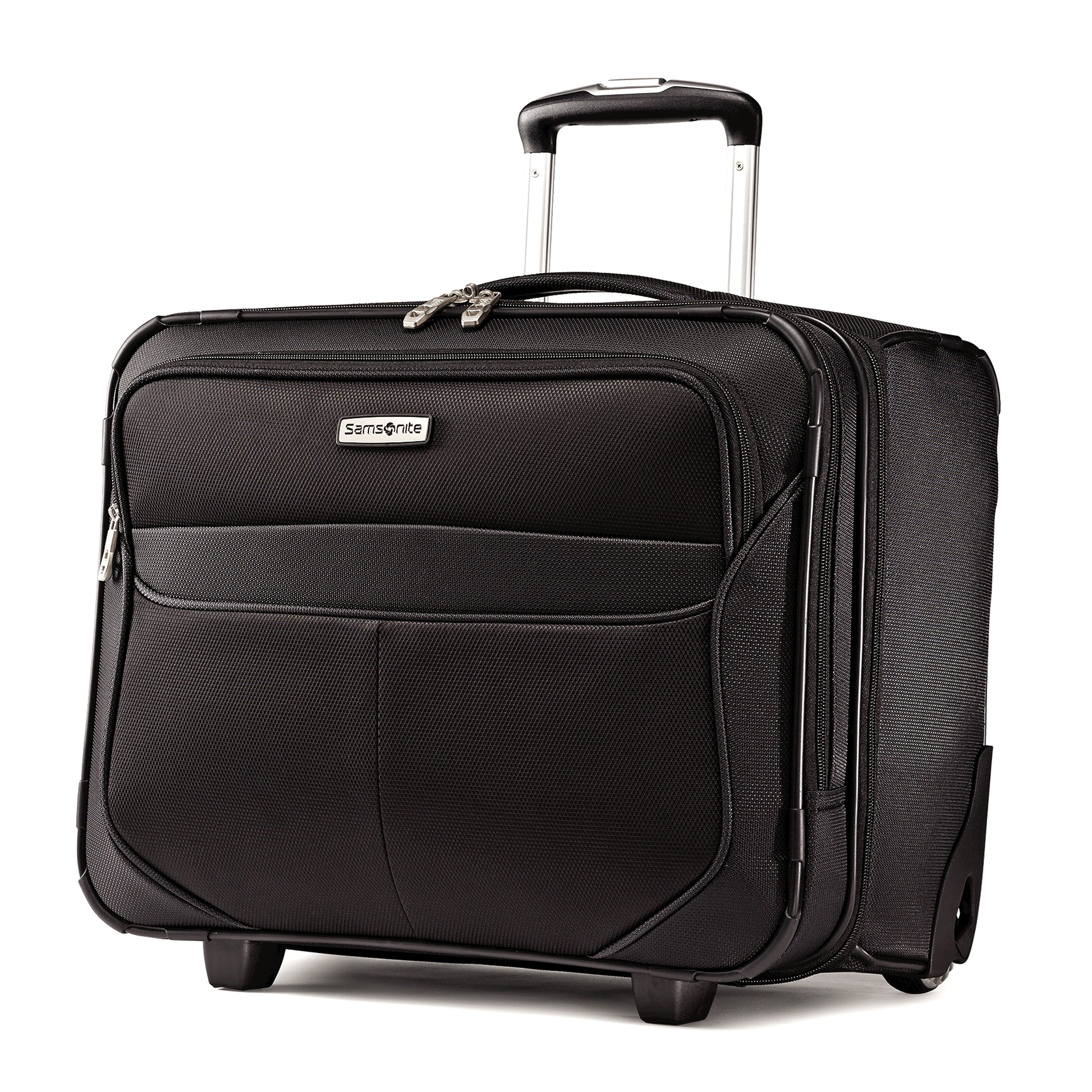 Samsonite For over years, Samsonite has created unique luggage and innovative solutions for frequent travelers, including but not limited to rolling and spinner luggage, laptop bags, backpacks, and travel accessories.